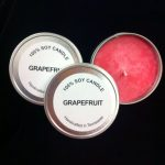 grapefruit travel tin