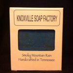smokey mountain rain soap
